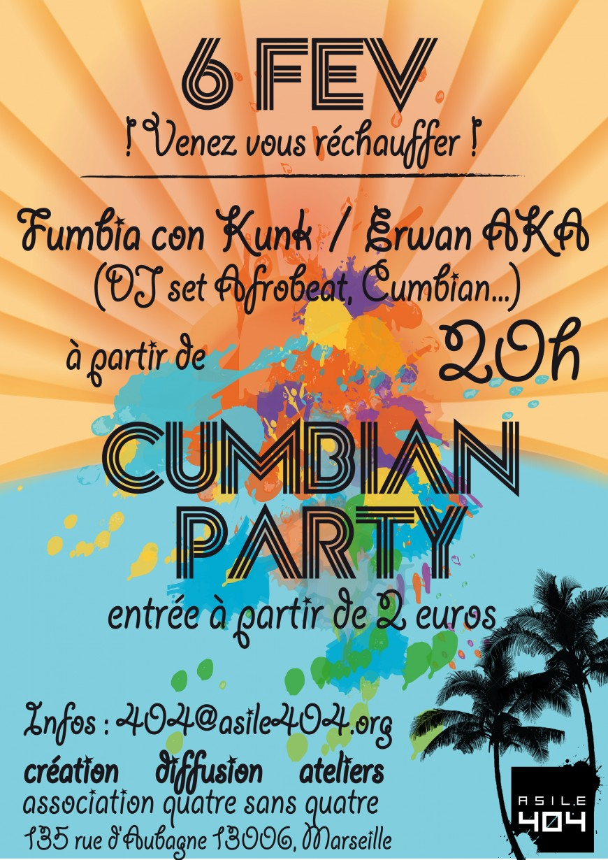 Cumbian Party OFF
