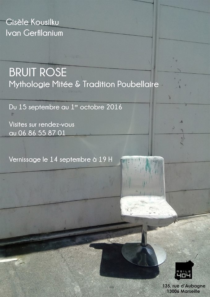 bruit rose